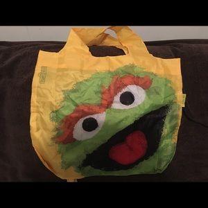 Sesame Street Bags - Sesame Street Oscar Envirosax tote